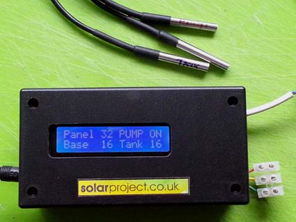 SP12LCD Controller